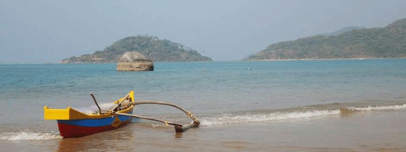 South India : Beach Kerala